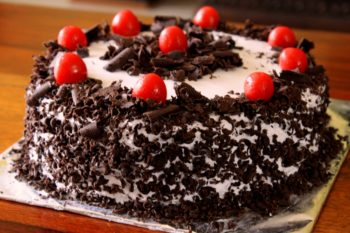 Black Forest Cake بلاك فوريست كيك