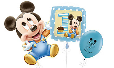 Baby Mickey Mouse 1St Birthday Invitations for good invitations template