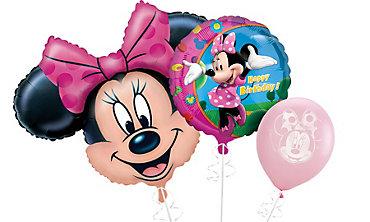 Minnie Mouse Balloons بالونات ميني ماوس