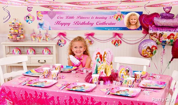 5 أفكار لعيد ميلاد أميرتك الصغيرة