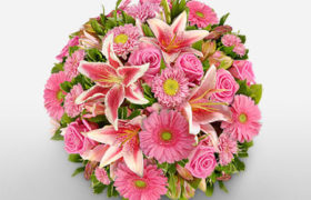 Sweet Pink Bouquet باقة سويت بينك
