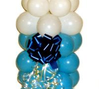 Baby Shower Balloon Decoration (Bottle) تنسيقات بالونات مولود جديد