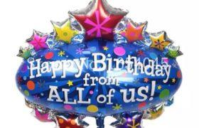 Birthday عيد ميلاد