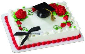 Congratulations Cake كيك النجاح
