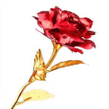 Golden Love Rose ورده الحب الذهبية