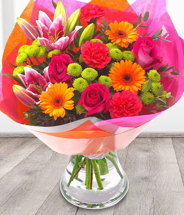 Send the Most Beautiful Bunch of Handpicked Flowers to Amman Online ...