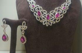 Women's Necklace B عقد نسائي ستايل