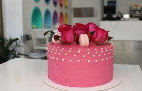 Flower Cake فلاور كيك