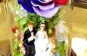 Marriage Anniversary Eternal Flowers بوكية الورود الاسطورية لأعياد الزواج (لا تذبل)