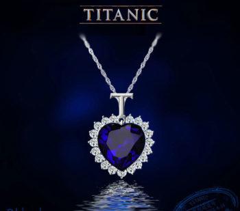 Titanic Necklace قلادة تايتنك
