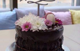Mother's Day Cake كيك عيد الأم