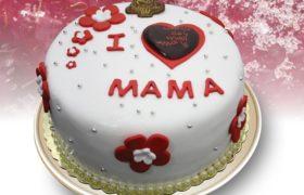 Mother's Day Love Cake كيك حب عيد الأم