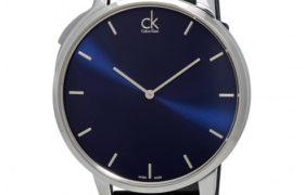 CK Luxury Watch ساعة يد فاخرة من كالفن كلاين