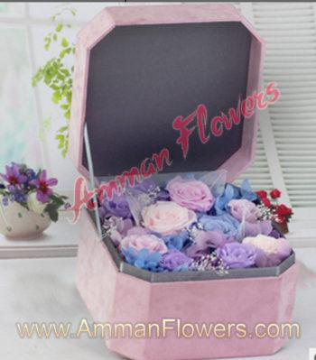 Immortal Flower Box بوكس الورود الأسطورية