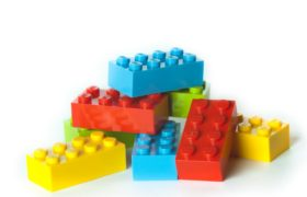 Building Blocks لعبة ليجو