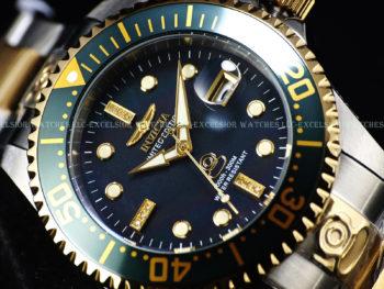 Invicta Diamond Grand Diver Limited Edition Watch ساعة يد فاخرة من انفكتا
