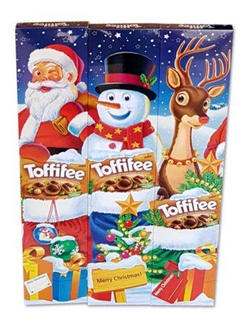 Toffifee Christmas Trio توفي في كريسماس شوكولا تريو
