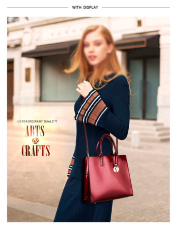 Luxury Women's Handbag شنطة نسائية فاخرة