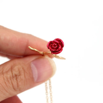 Rose Necklace سنسال روز