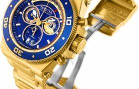 Invicta Akula Platinum Select ساعة يد سويسرية فاخرة من انفكتا